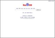 Example of Baidu as PDF