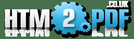 htm2pdf - online HTML to PDF conversion